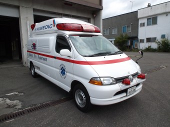 救急2号車