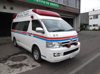 救急1号車