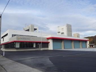 新庁舎写真